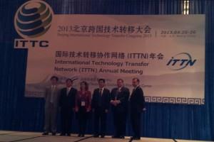 ITTC2013, 他スピーカーと記念撮影